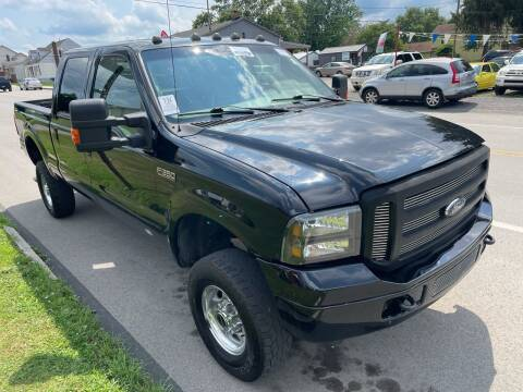 2003 Ford F-350 Super Duty for sale at Trocci's Auto Sales in West Pittsburg PA