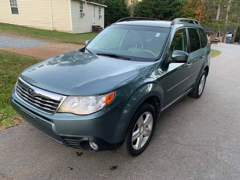 2010 Subaru Forester for sale at CAR STOP INC in Duluth GA