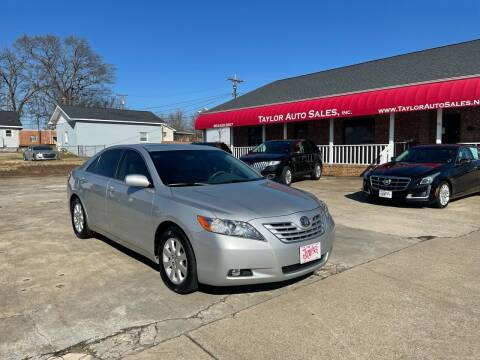 2007 Toyota Camry for sale at Taylor Auto Sales Inc in Lyman SC
