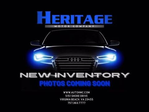 2013 Ford Edge for sale at Heritage Motor Company in Virginia Beach VA