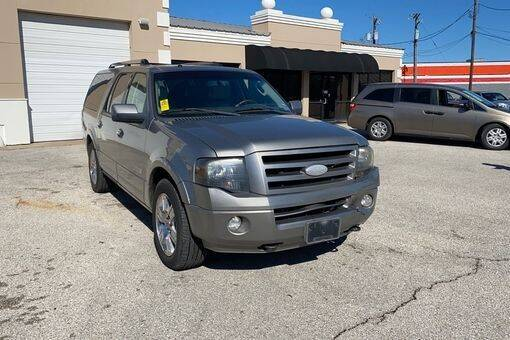 2008 Ford Expedition EL for sale at DFW AUTO FINANCING LLC in Dallas TX