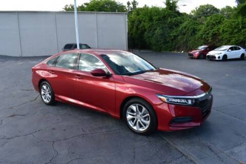 2018 Honda Accord for sale at Adams Auto Group Inc. in Charlotte NC