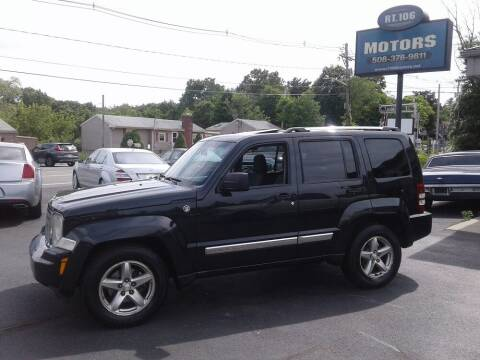 2008 Jeep Liberty for sale at Route 106 Motors in East Bridgewater MA