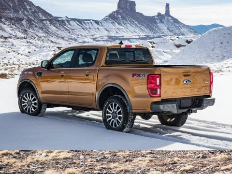 2021 Ford Ranger for sale at Mr Intellectual Cars in Troy MI