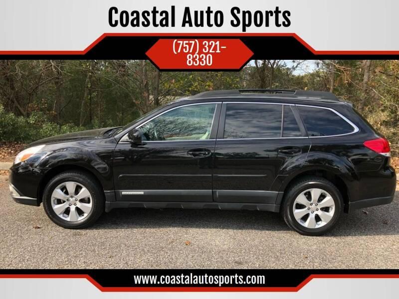 2011 Subaru Outback for sale at Coastal Auto Sports in Chesapeake VA