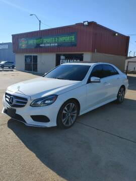 2014 Mercedes-Benz E-Class for sale at Southwest Sports & Imports in Oklahoma City OK