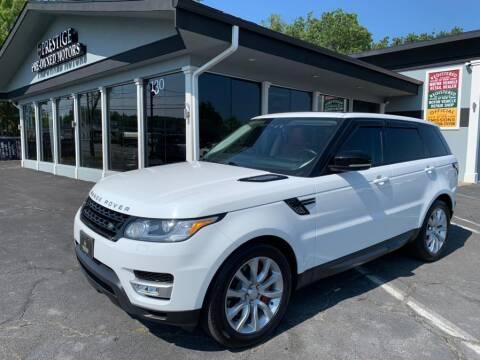 2015 Land Rover Range Rover Sport for sale at Prestige Pre - Owned Motors in New Windsor NY