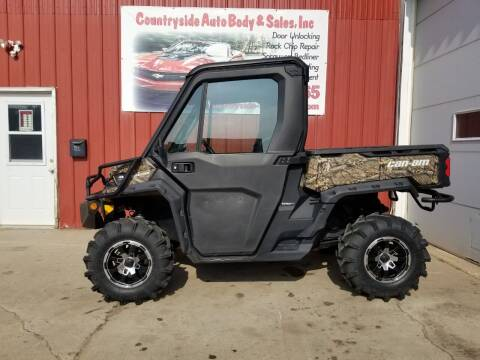 2019 Can-Am Defender XMR HD10 for sale at Countryside Auto Body & Sales, Inc in Gary SD