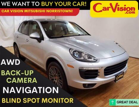 2017 Porsche Cayenne for sale at Car Vision Mitsubishi Norristown in Trooper PA