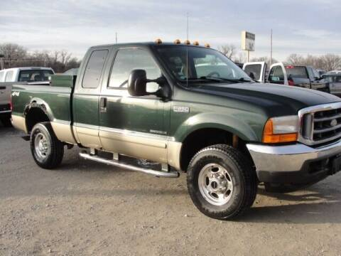 2001 Ford F-250 Super Duty for sale at Frieling Auto Sales in Manhattan KS