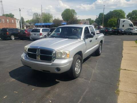 2006 Dodge Dakota for sale at JC Auto Sales in Belleville IL