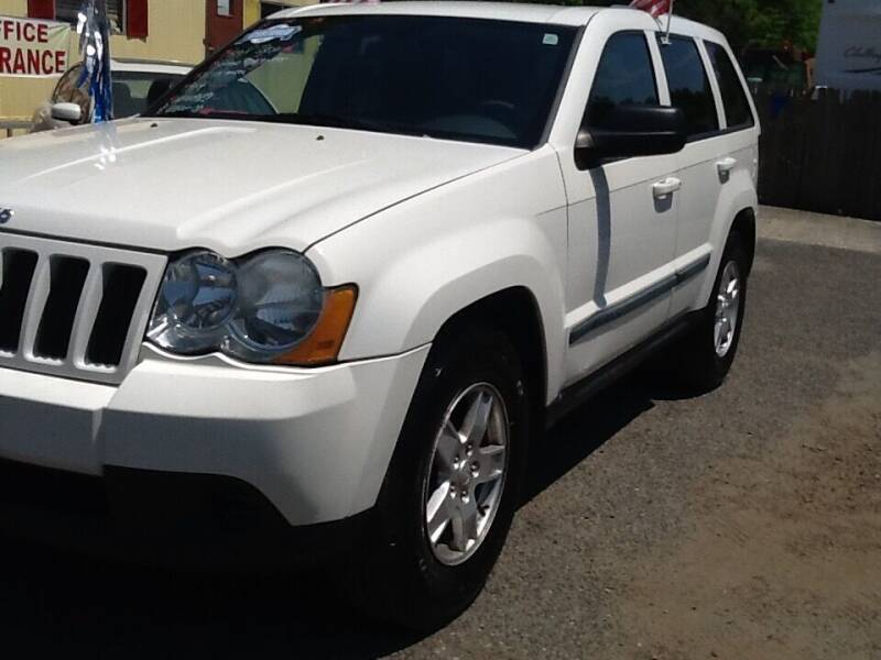 2008 Jeep Grand Cherokee for sale at Lance Motors in Monroe Township NJ
