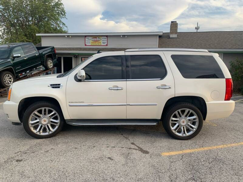 2013 Cadillac Escalade for sale at Revolution Motors LLC in Wentzville MO