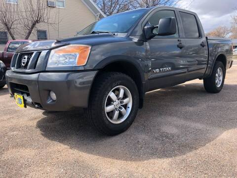 2011 Nissan Titan for sale at El Tucanazo Auto Sales in Grand Island NE