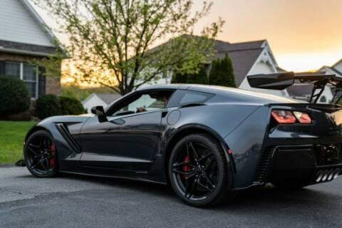 2019 Chevrolet Corvette for sale at Classic Car Deals in Cadillac MI