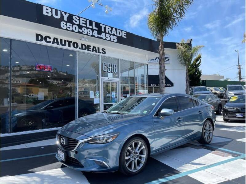 2016 Mazda MAZDA6 for sale at AutoDeals in Daly City CA