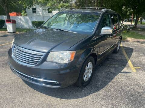2012 Chrysler Town and Country for sale at Mikhos 1 Auto Sales in Lansing MI