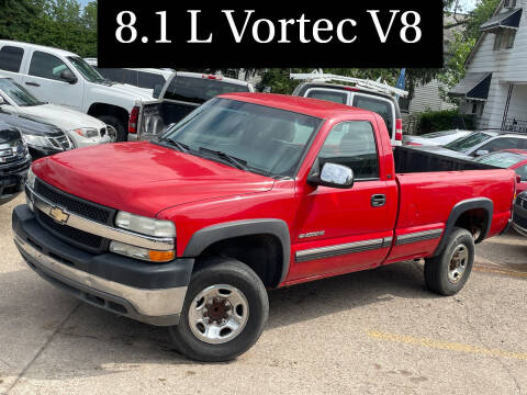 2001 Chevrolet Silverado 2500HD for sale at Exclusive Auto Group in Cleveland OH