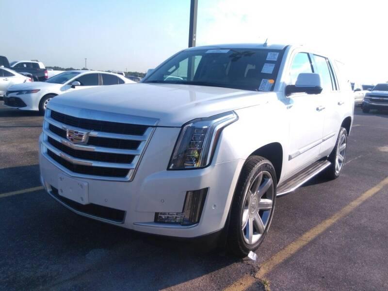 2020 Cadillac Escalade for sale at Empire Car Sales in Miami FL