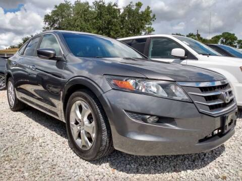 2011 Honda Accord Crosstour for sale at Empire Automotive Group Inc. in Orlando FL