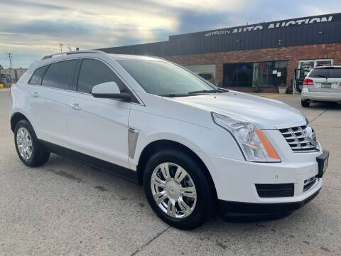 2014 Cadillac SRX for sale at Motor City Auto Auction in Fraser MI