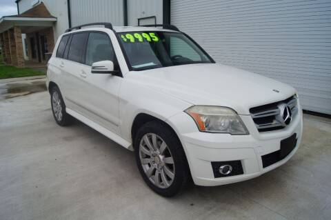 2010 Mercedes-Benz GLK for sale at Deaux Enterprises, LLC. in Saint Martinville LA
