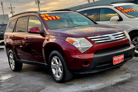 2008 Suzuki XL7 for sale at SOLOMA AUTO SALES in Grand Island NE