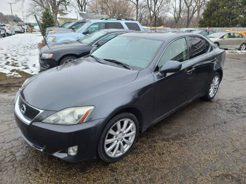 2006 Lexus IS 250 for sale at Steve's Auto Sales in Madison WI
