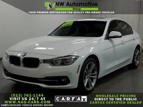 2017 BMW 3 Series for sale at NW Automotive Group in Cincinnati OH
