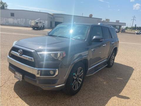 2015 Toyota 4Runner for sale at STANLEY FORD ANDREWS in Andrews TX