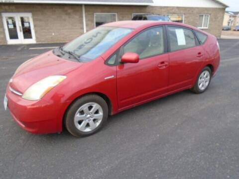 2006 Toyota Prius for sale at SWENSON MOTORS in Gaylord MN