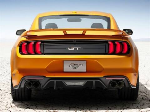 2018 Ford Mustang for sale at PHIL SMITH AUTOMOTIVE GROUP - Toyota Kia of Vero Beach in Vero Beach FL