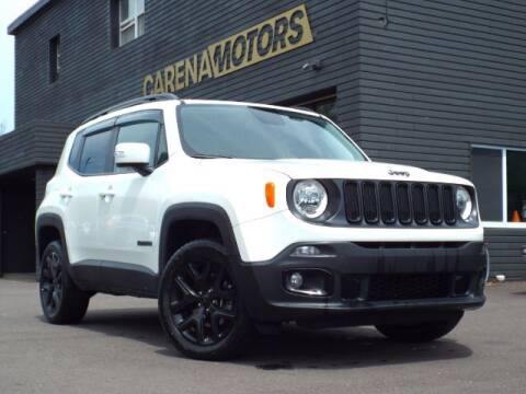 2017 Jeep Renegade for sale at Carena Motors in Twinsburg OH