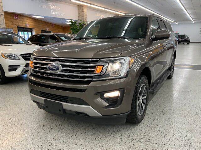 2018 Ford Expedition MAX for sale at Dixie Imports in Fairfield OH