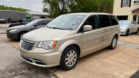 2015 Chrysler Town and Country for sale at Unique LA Motor Sales LLC in Byrnes Mill MO