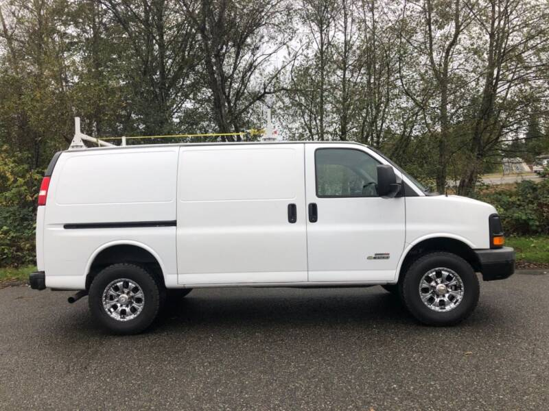 2006 Chevrolet Express Cargo for sale at Grandview Motors Inc. in Gig Harbor WA