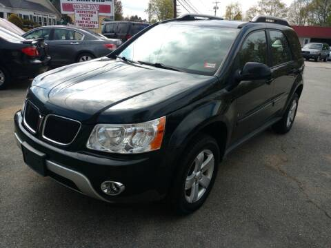2008 Pontiac Torrent for sale at Auto Brokers of Milford in Milford NH