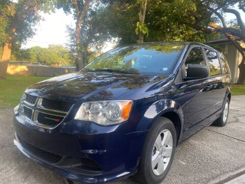 2015 Dodge Grand Caravan for sale at RoMicco Cars and Trucks in Tampa FL