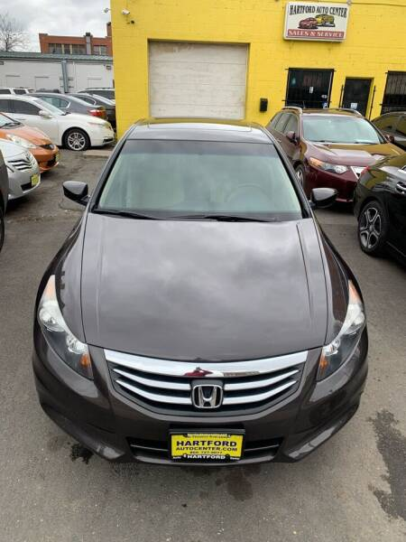 2011 Honda Accord for sale at Hartford Auto Center in Hartford CT