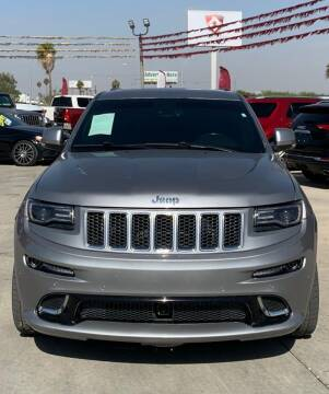 2014 Jeep Grand Cherokee for sale at A & V MOTORS in Hidalgo TX
