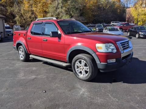 2007 Ford Explorer Sport Trac for sale at Worley Motors in Enola PA
