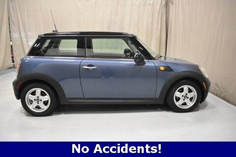 2010 MINI Cooper for sale at Vorderman Imports in Fort Wayne IN