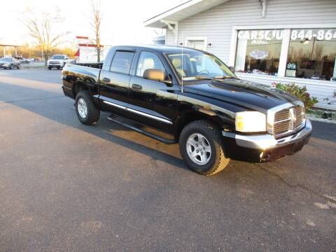 2006 Dodge Dakota for sale at Cars 4 U in Liberty Township OH