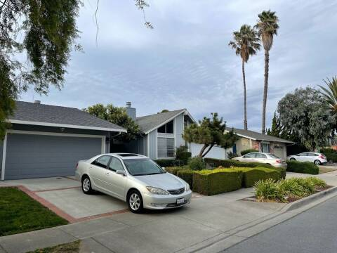 2005 Toyota Camry for sale at Blue Eagle Motors in Fremont CA