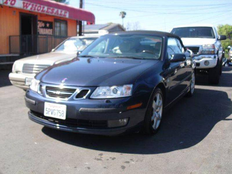 2005 Saab 9-3 for sale at Westcoast Auto Wholesale in Los Angeles CA