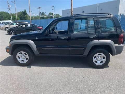 2005 Jeep Liberty for sale at Glen Burnie Auto Exchange in Glen Burnie MD