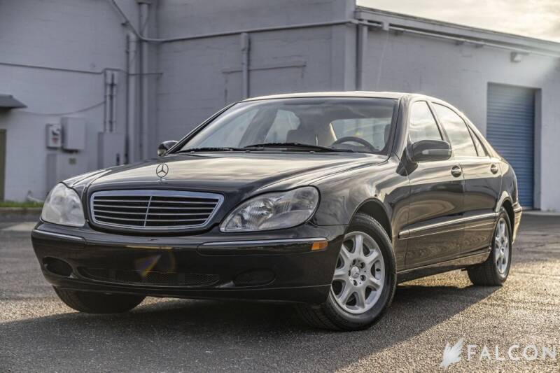 2000 Mercedes-Benz S-Class for sale at FALCON AUTO BROKERS LLC in Orlando FL