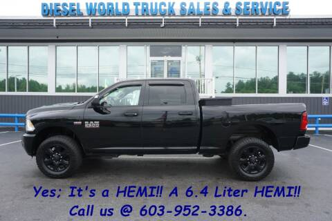 2014 RAM Ram Pickup 2500 for sale at Diesel World Truck Sales in Plaistow NH