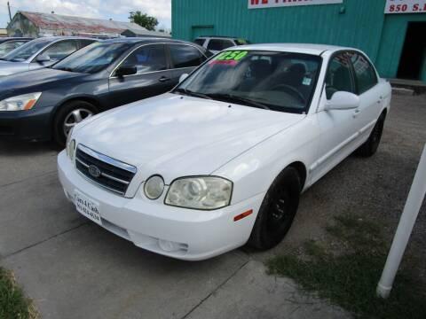 2005 Kia Optima for sale at Cars 4 Cash in Corpus Christi TX