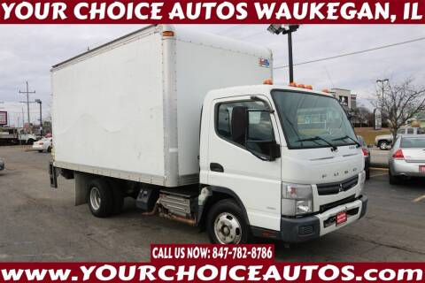 2012 Mitsubishi Fuso FEC52S for sale at Your Choice Autos - Waukegan in Waukegan IL